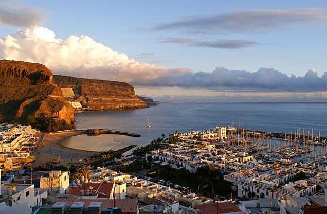 Gran Canaria, Spanish Holiday Island