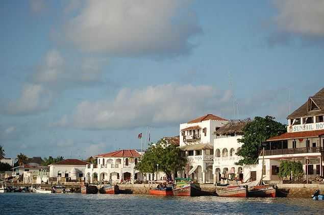 Lamu Island, africa