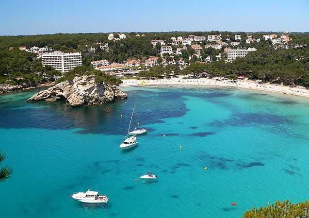 Minorca, best Islands in Spain