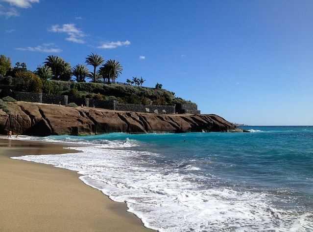 Tenerife, Spanish Holiday Island