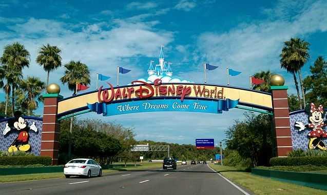 Walt Disney World, tourist attractions in Florida