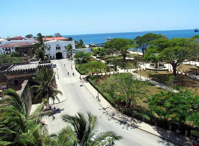 Zanzibar, city, africa