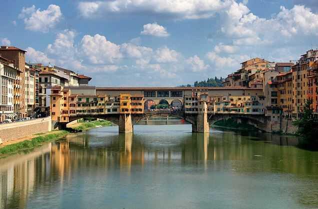 Ponte Vecchio, Florence tourist attractions