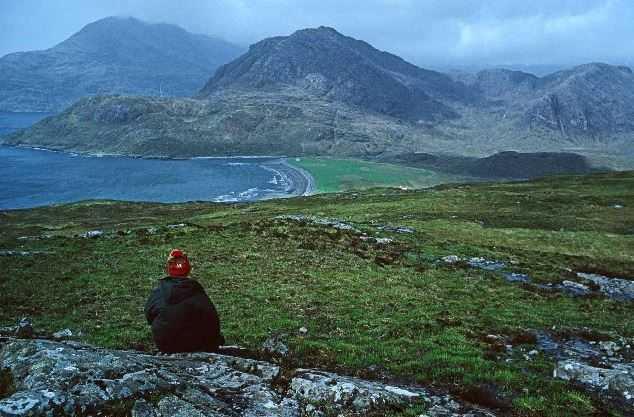 Cuillin Hills, tourist attractions in Scotland