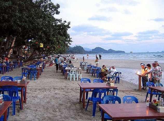 Ko Chang, best islands in Thailand