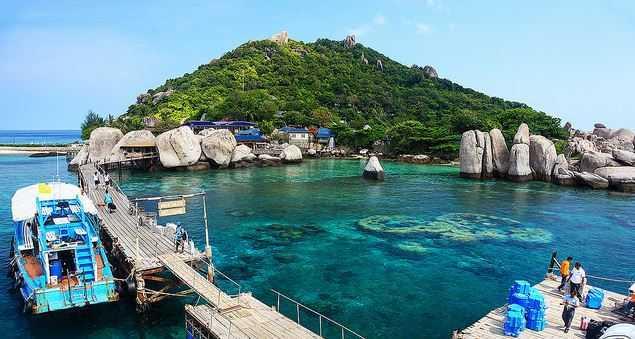 Koh Tao, Best Island in Thailand