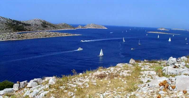 Kornati, Croatia island hopping