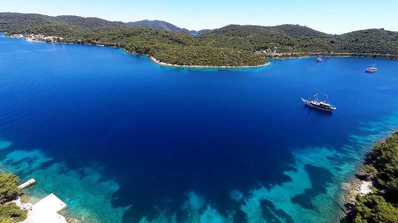 Mljet, Croatia island hopping