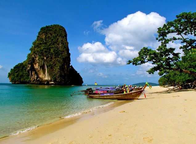 Phuket, island hopping Thailand