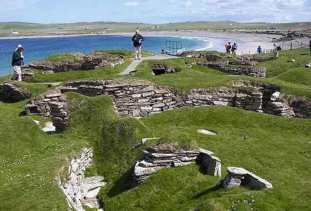 Skara Brae, things to see in Scotland