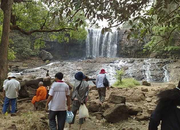 Cambodia, ecotourism parks