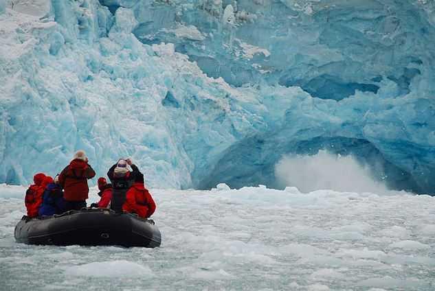 Greenland, ecotourism hotspots