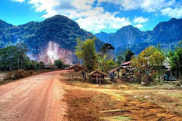 Laos, ecotourism hotspots