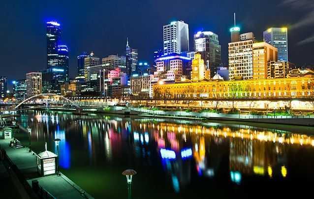 Melbourne, tourist attractions in Australia