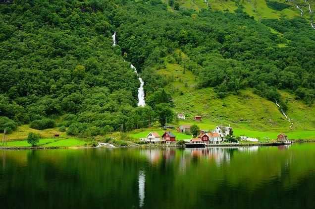 Norway, ecotourism parks