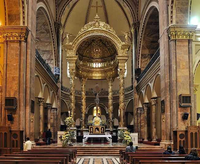 Catedral Nueva, Cuenca, places to visit in Ecuador
