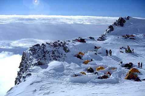 Coldest Cities in the World, Denali/Mount McKinley, Alaska