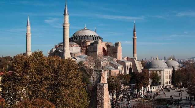Hagia Sophia, Istanbul tourist attractions
