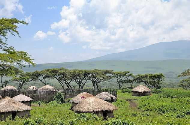 Ngorongoro Conservation Area, visit Tanzania