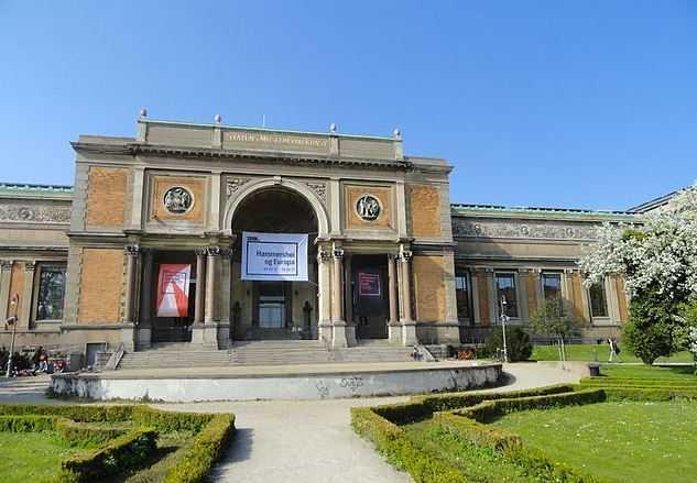 Statens Museum for Kunst, visit Copenhagen