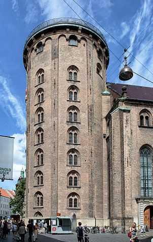 The Round Tower, Copenhagen attractions