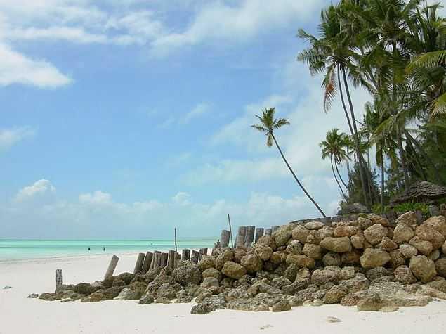 Zanzibar, tourist attractions in Tanzania