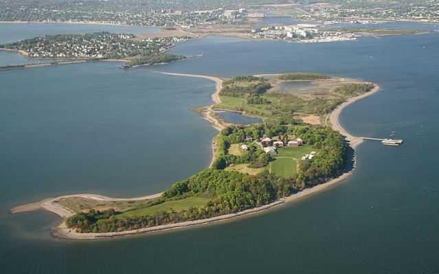 Boston Harbor Islands, Boston tourist attractions