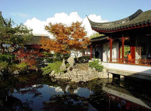 Fun Things to Do in Vancouver, Dr. Sun Yat-Sen Garden