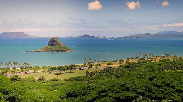 Hawaii, helicopter flights