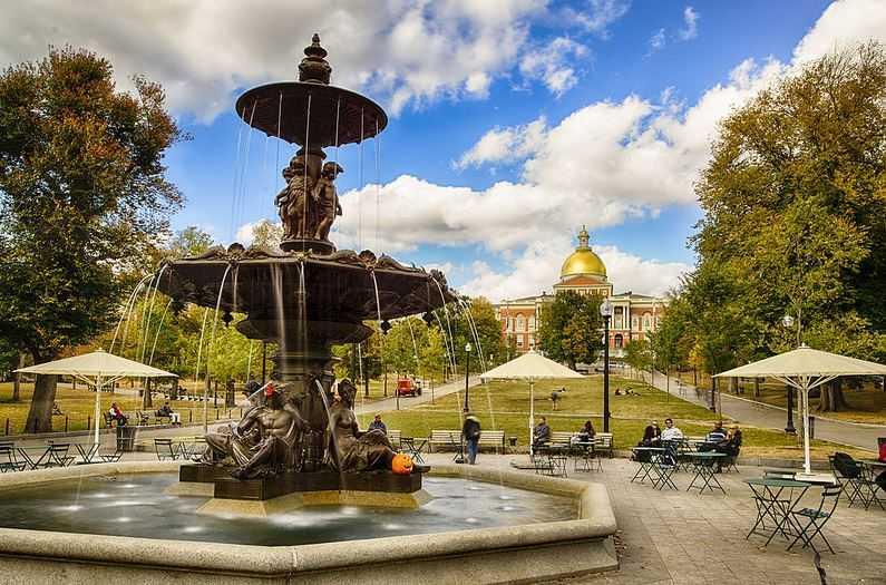 Boston Common, what to do in Boston