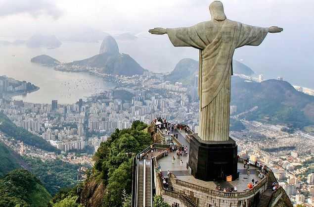 christ-the-redeemer, Tourist Attractions in Rio de Janeiro