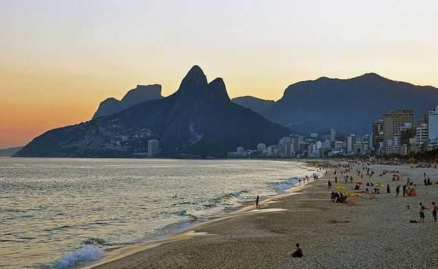 ipanema, Tourist Attractions in Rio de Janeiro