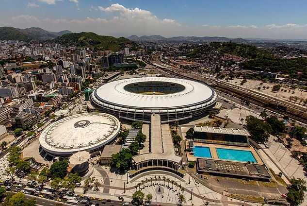 maracana-stadium, what to do in Rio de Janeiro