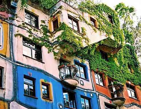 Hundertwasserhaus, places to visit in Vienna