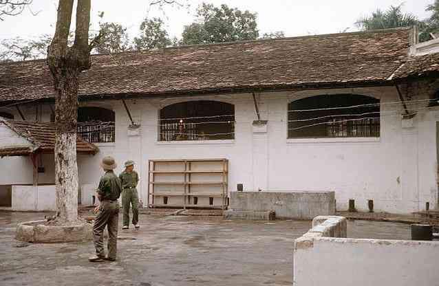 Hanoi Hilton, famous prison