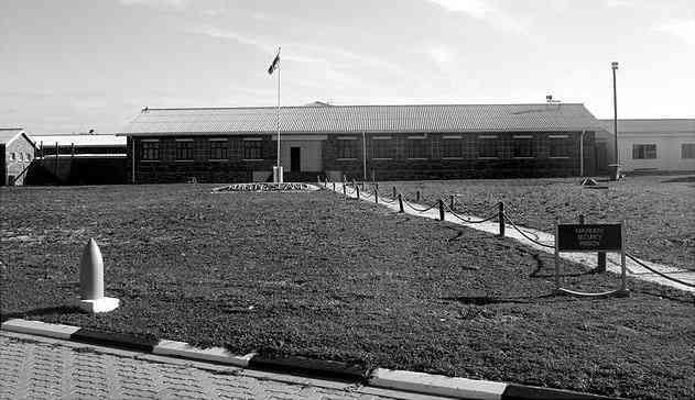 Robben Island, prison islands