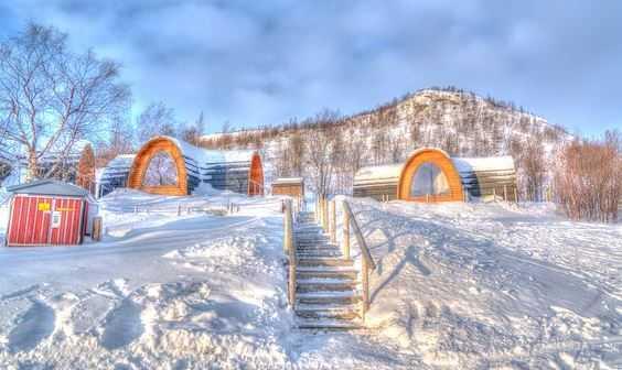 Kirkenes Snowhotel finland