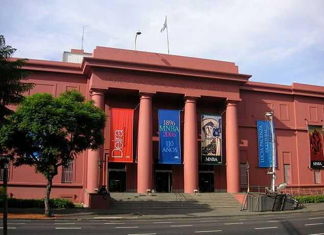Museo Nacional de Bellas Artes, Buenos Aires tourism