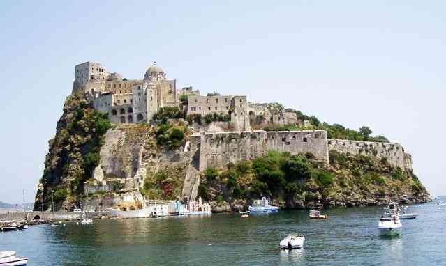 Ischia, Italian island holidays