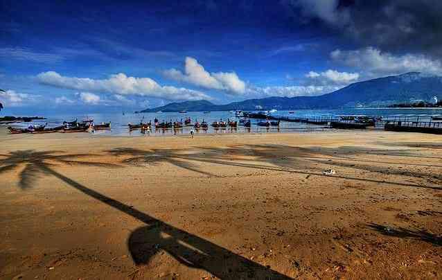 Patong Beach, Thailand beaches