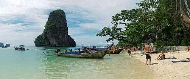 Phra Nang Beach, Thailand beaches