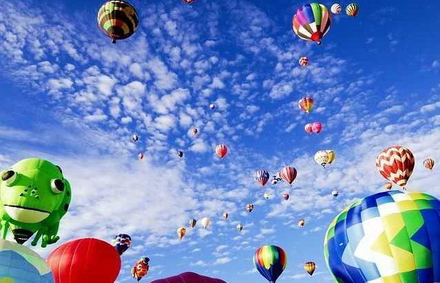 Albuquerque, Albuquerque balloon rides